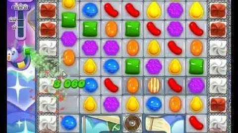 Candy Crush Level 433 Dreamworld Odus