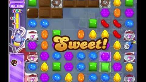 Candy Crush Saga (Dreamworld) level 349 - 3 stars, no boosters used!