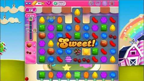 Candy Crush Saga - Level 214 - No boosters ☆☆☆