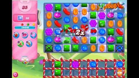 Candy Crush Saga - Level 3249 ☆☆☆