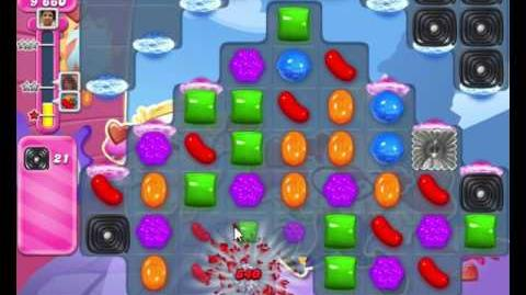 Candy Crush Saga LEVEL 2284 NO BOOSTERS (23 moves)