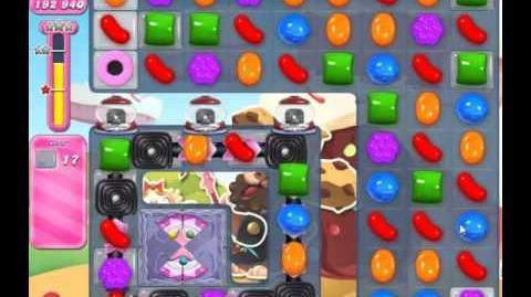 Candy Crush Saga Level 1650 - NO BOOSTERS
