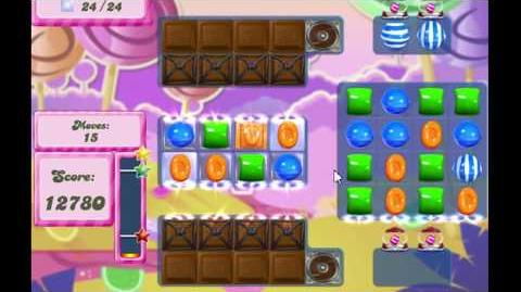 Candy Crush Saga Level 2762 NO BOOSTERS (20 moves)