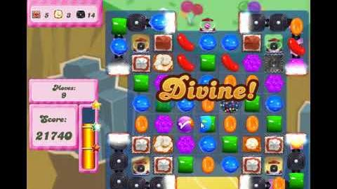 Candy Crush Saga Level 2845 NO BOOSTERS 3Star 2700plus Group