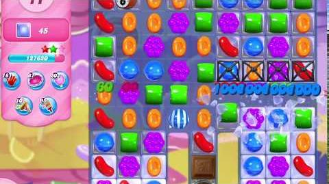 Candy Crush Saga Level 3115 NO BOOSTERS (15 moves)