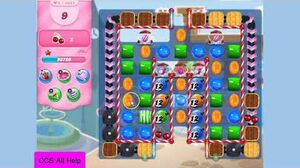 Candy Crush Saga Level 4851 NO BOOSTERS Cookie