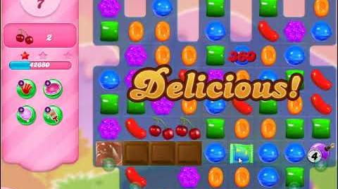 Candy Crush Friends Group Level 2861 NO BOOSTERS 1Stars