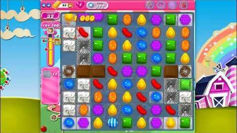 Candy Crush Saga - Level 322 - No boosters ☆☆☆
