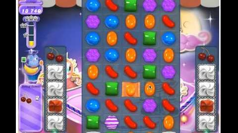 Candy Crush Saga Dreamworld 181 by Francis Leung (Not use any items