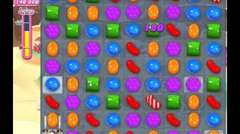 Candy Crush Saga Level 1334