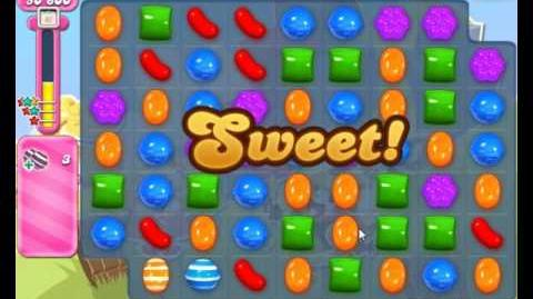 Candy Crush Saga Level 1658 Hard Level NO BOOSTER (40 moves version)