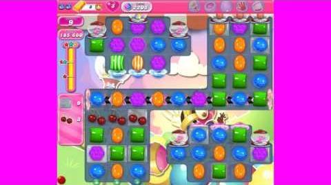 Candy Crush Saga Level 2208