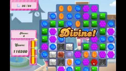 Candy Crush Saga Level 2733 NO BOOSTERS 3Star 2700plus Group Update 081017