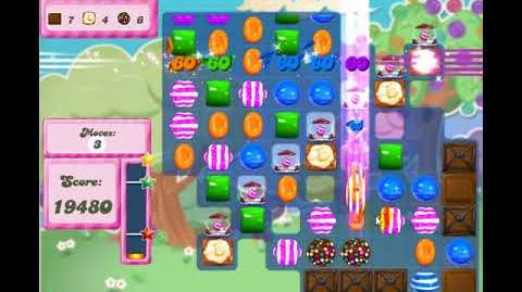 Candy Crush Saga Level 2788 NO BOOSTERS 1Star 2700plus Group Update 061017