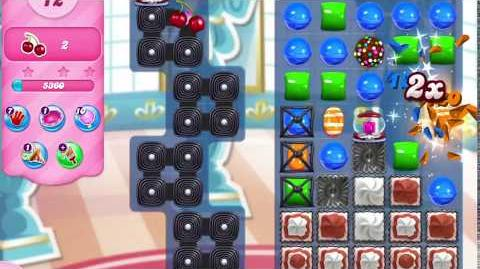 Candy Crush Saga Level 2987 NO BOOSTERS (fourth version)