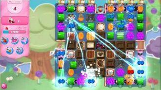 Candy Crush Saga Level 4819 NO BOOSTERS