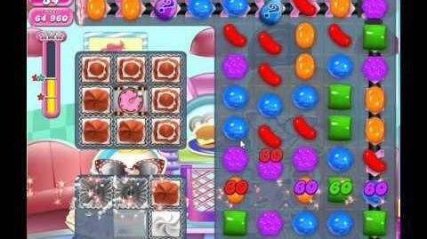 Candy crush saga level 1451 No booster