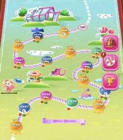 Glaze Garden HTML5 Map