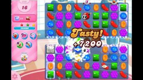 Candy Crush Saga - Level 3135 ☆☆☆