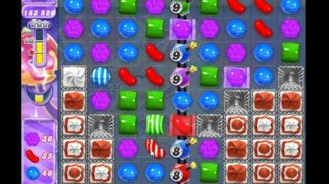 Candy Crush Saga Dreamworld Level 544 (No booster, 3 Stars)