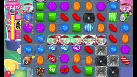Candy Crush Saga LEVEL 2240 NO BOOSTERS