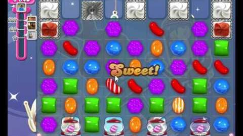 Candy Crush Saga LEVEL 2386 NO BOOSTERS