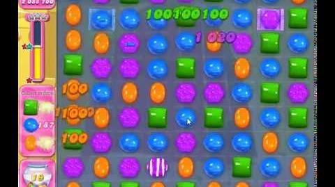Candy Crush Saga Level 1000