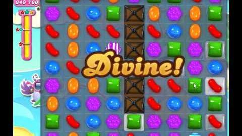 Candy Crush Saga Level 1163