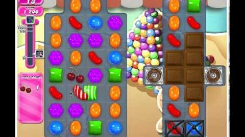 Candy Crush Saga Level 158-0