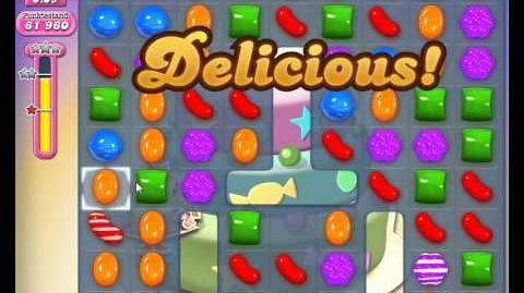 Candy Crush Saga Level 204