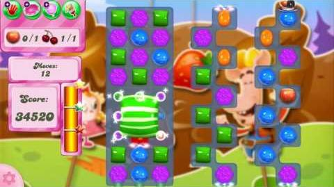 Candy Crush Saga Level 2608 NO BOOSTERS