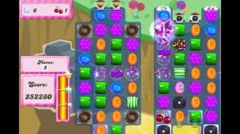 Candy Crush Saga Level 2844 NO BOOSTERS 3Star 2700plus Group