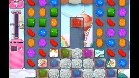 Candy Crush Saga Level 427 - NO BOOSTER