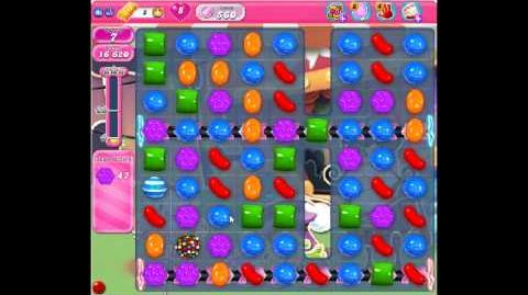Candy Crush Saga Level 560 NO BOOSTER-0