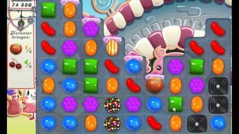 Candy Crush Saga Level 87