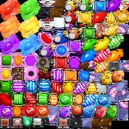Mobile - Candy Crush Saga - Icons 4