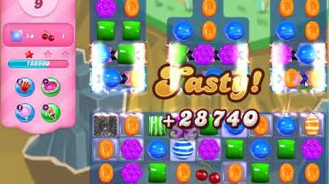 Candy Crush Friends Group Level 2908 One Hammer 3Stars