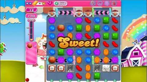 Candy Crush Saga - Level 2771 - No boosters ☆☆☆