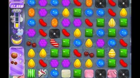 Candy Crush Saga Dreamworld Level 92 No Booster