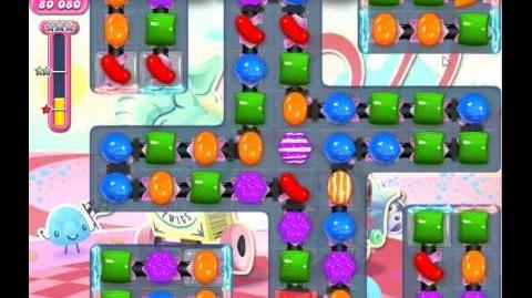 Candy Crush Saga Level 1124