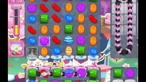 Candy Crush Saga Level 1182