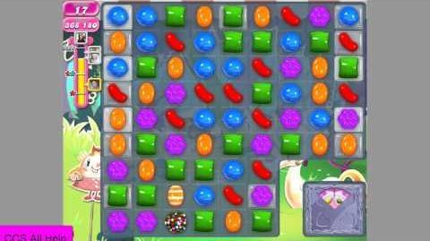 Candy Crush Saga level 966 No Boosters