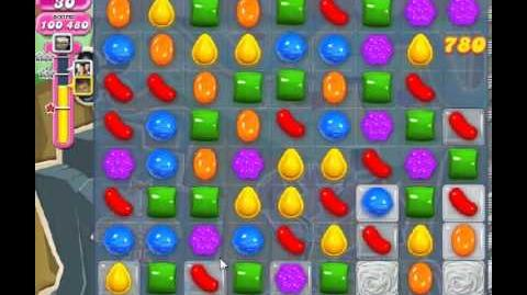 How to beat Candy Crush Saga Level 23 - 3 Stars - No Boosters - 130,660pts