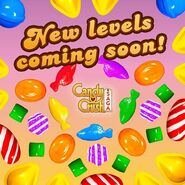 New levels announcement 114