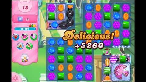 Candy Crush Saga - Level 2949 ☆☆☆