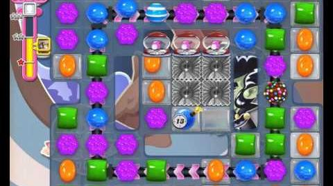 Candy Crush Saga LEVEL 1467 new version (20 moves)