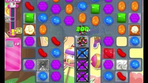 Candy Crush Saga LEVEL 1718 NO BOOSTERS (35 moves)