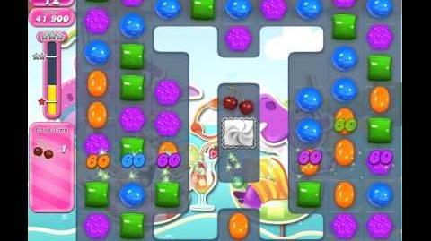 Candy Crush Saga Level 1037-1