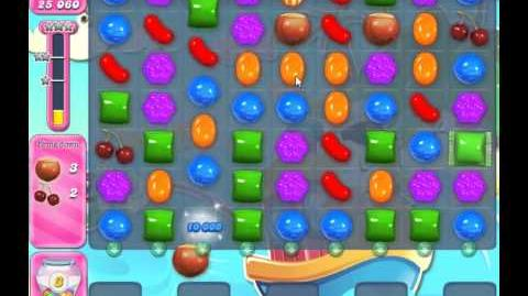 Candy Crush Saga Level 1161 - TIME FOR A 🚢 CRUISE )