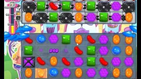 Candy Crush Saga Level 1265 NO BOOSTER (Newest Version)
